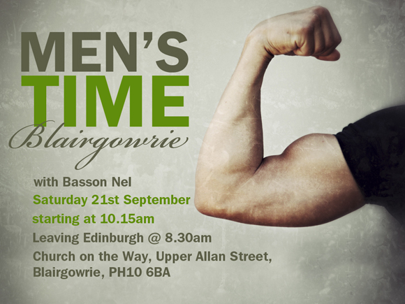 Men's Time Blairgrowie